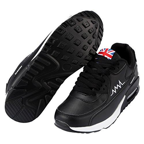 Pied De Femme Sneaker Padgene Dames Pour Max Noir Air Course Chaussures 5XgwgWTHq