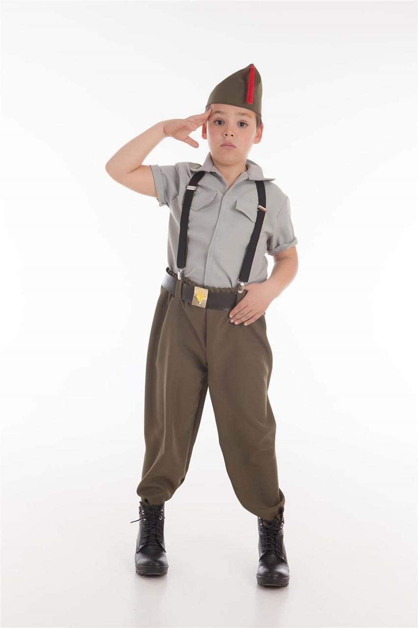 Creaciones Llopis- Disfraz Infantil (3618-0): Amazon.es: Juguetes ...