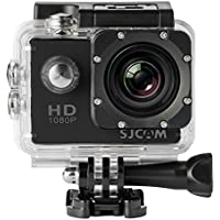 SJCAM SJ4000 Sport Action Camera 12MP 1080P Full HD 170 Wide Angle DV Waterproof Camcorder BLACK + 1 FREE BATTERY