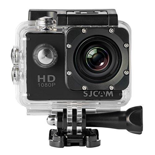SJCAM SJ4000 Sport Action Camera 12MP 1080P Full HD 170 Wide Angle DV Waterproof Camcorder BLACK + 1 EXTRA BATTERY Action Cameras SJCAM