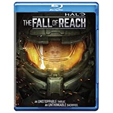 Halo: The Fall of Reach [Blu-ray] (2015)
