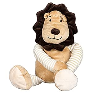 Amazon.com: Baby Snoozies Cuddle Clique Long Arm Plush Animal Pillow Toy - Izzy the Lion: Home ...