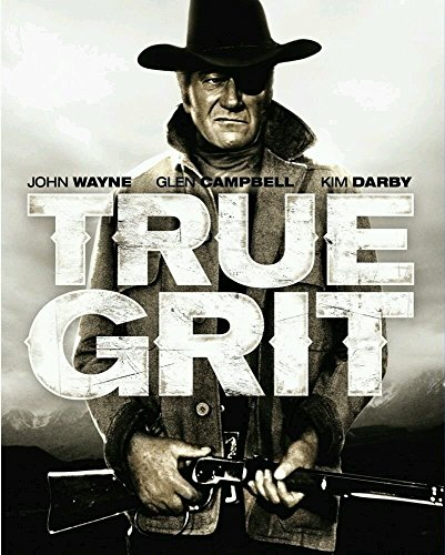 Tomorrow sunny True Grit John wayne Movie Wall Silk Poster 2