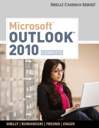 Download Microsoft Outlook 2010: Complete Pdf