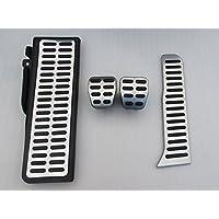 CAIXCAR Kit de Pedal reposapies apoyapies Golf 5