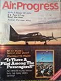 img - for Air Progress February 1976 Vol 38 No 2 Aviation Review Magazine book / textbook / text book