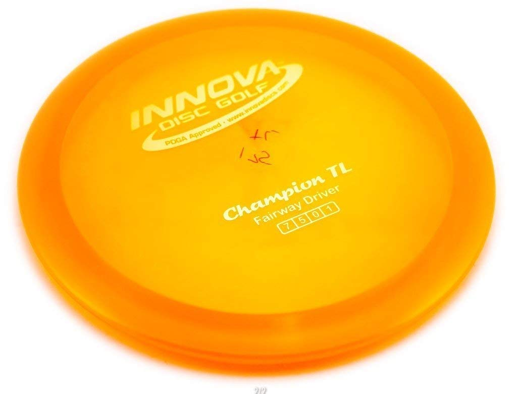 Innova Champion TL Fairway Driver Disc Golf Driver (Colors Will Vary) (160-164g)