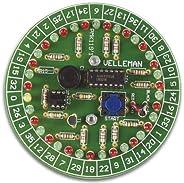 LED Roulette Wheel Kit