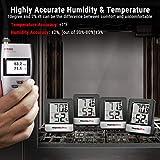 ThermoPro TP49 Digital Hygrometer Indoor