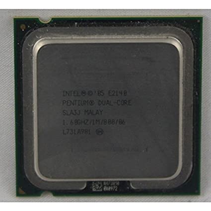 Amazon com: Intel Pentium Dual-Core E2160 1 8GHz OEM CPU