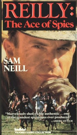 Reilly - The Ace of Spies [VHS] by Home Box Office Home Video (HBO)