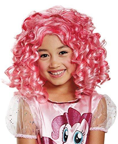 Girl's My Little Pony Pinkie Pie Sparkle Wig Child Halloween Accessory