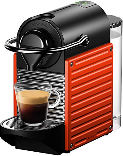 Krups Nespresso Pixie XN3045K Macchina per caffè Espresso, Ricette Programmabili, 1260 W, Rossa, 0.7 Litri, Rosso 6