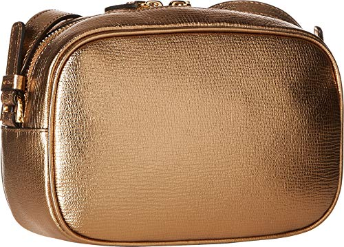 Salvatore City Ferragamo Women's Oro Camera Bag WxBqSx4p