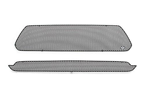 - GrillCraft T1951-52B MX Series Grille Upper/Lower Insert Kit Steel Mesh Pattern Black Powder Coat Top Finish MX Series Grille Upper/Lower Insert Kit