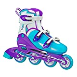 Roller Derby V Tech 500 Adjustable Girls Inline Skates