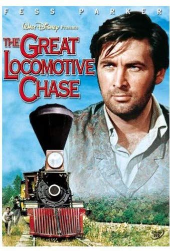 (The Great Locomotive Chase)