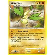 Pokemon - Vibrava (74) - Secret Wonders - Reverse Holo