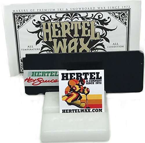 Ski Wax kit beginner by Hertel wax