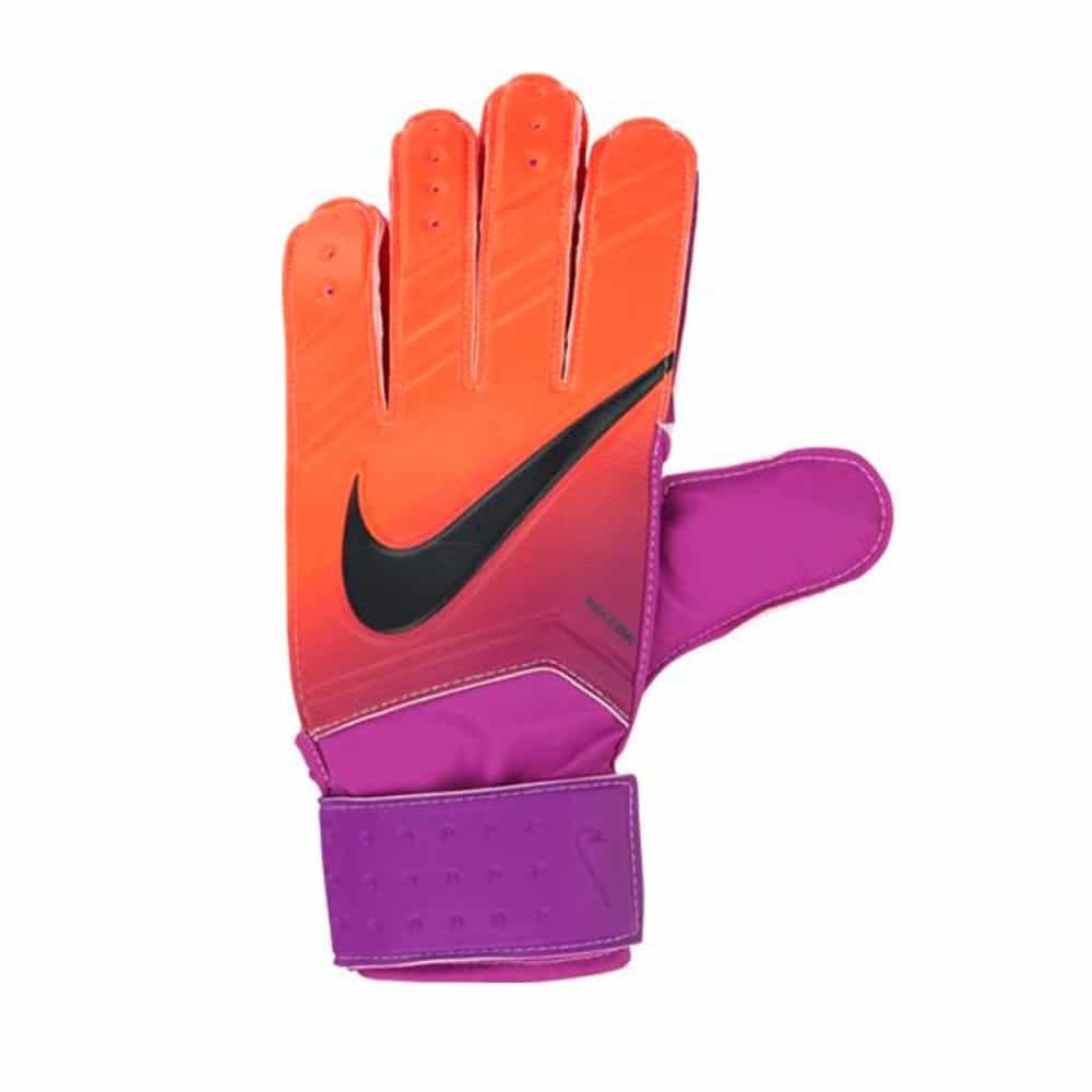 Nike Match Total Crimson/Hyper Grape/Obsidianゴールキーパーグローブ 10  B0714DPK97