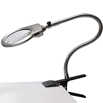 amyove hose desktop lamp style metal magnifying glass study room stationery office supply christmas gift decoration - Office Supply Christmas Decorations