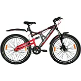 AVON Gutts Cycles for Boys - Black/Red