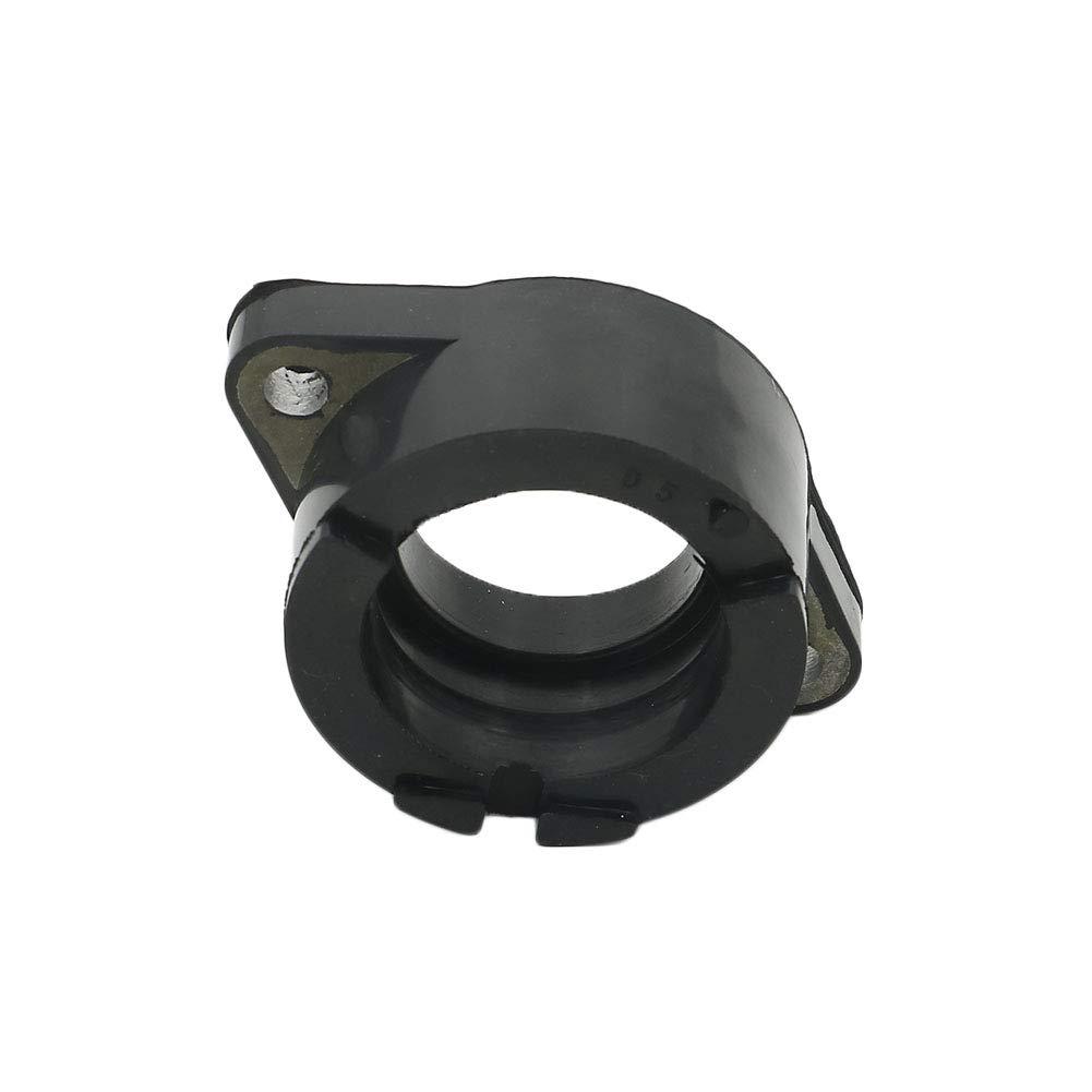 Motoparty SR500 Carburetor Intake Manifold Adapter For Yamaha SR TT XT 500 Carburetor Intake Pipe,583-13565-01 1U6-13565-02