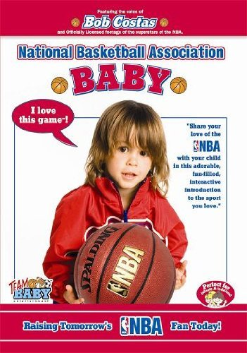 NBA BABY:RAISING TOMORROW'S NBA FAN - Baby Nba Dvd