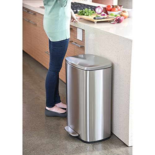 Buy trash can kitchen