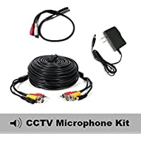 Samsung Compatible Indoor Mic Kit For SDH-B84040BF and SDH-B84080BF Systems With 65ft Cable