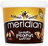 (2 Pack) - Meridian - Smooth Peanut Butter No Salt MER-31569050 | 1000g | 2 P...