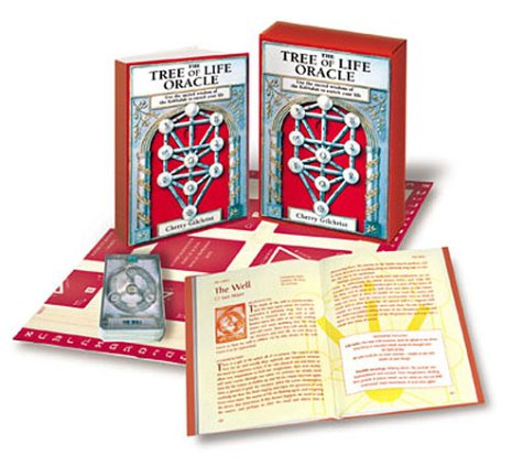 The Tree Of Life Oracle Use The Sacred Wisdom Of The Kabbalah To Enrich Your Life Gilchrist Cherry 9781586637156 Amazon Com Books For example, we learn that the endless light is brought into the physical world through the process of transformation of. the tree of life oracle use the sacred