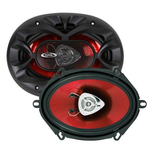Boss Audio CH5730 Full Range Speakers