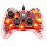 Afterglow Wired Controller for Xbox 360 – Red Review