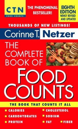 The Complete Book of Food Counts, 8th Edition ebook