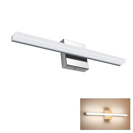 Amazon.com: YHTlaeh - Tubo rectangular de acrílico LED para ...