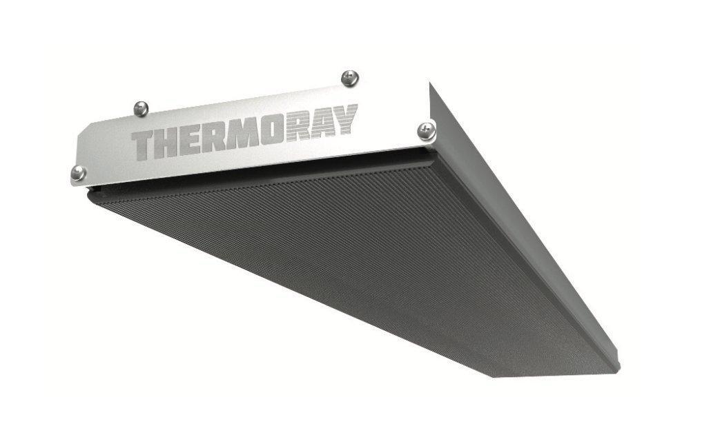 Thermoray Infrarot Decken Heizstrahler 3000Watt Quantex B.V.