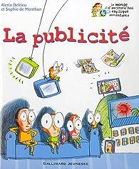 La publicité par Alexia Delrieu