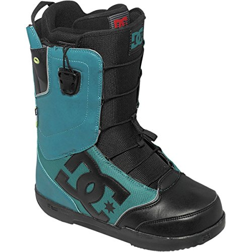 DC Men's Avaris Snowboard Boot, Harbor Blue, (Blue Mens Snowboard Boots)