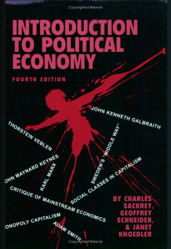 Introduction to Political Economy, 4th Edition