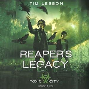 Reaper's Legacy Audiobook
