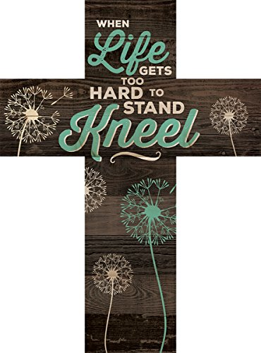 When Life Gets Too Hard to Stand…Kneel Dandelion