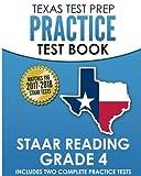 TEXAS TEST PREP Practice Test Book STAAR Reading Grade 4