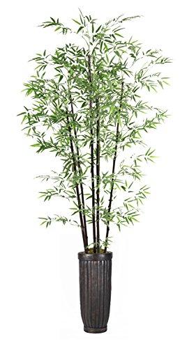 """Laura Ashley VHX106214 Bamboo Tree Planter, 93"""""""