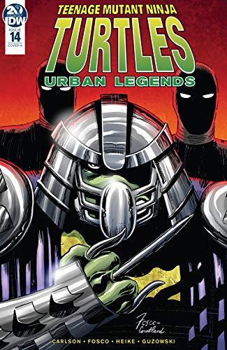 Amazon.com: Teenage Mutant Ninja Turtles: Urban Legends #14 ...