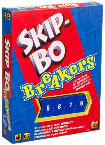 Skip-Bo Breakers Tile Game