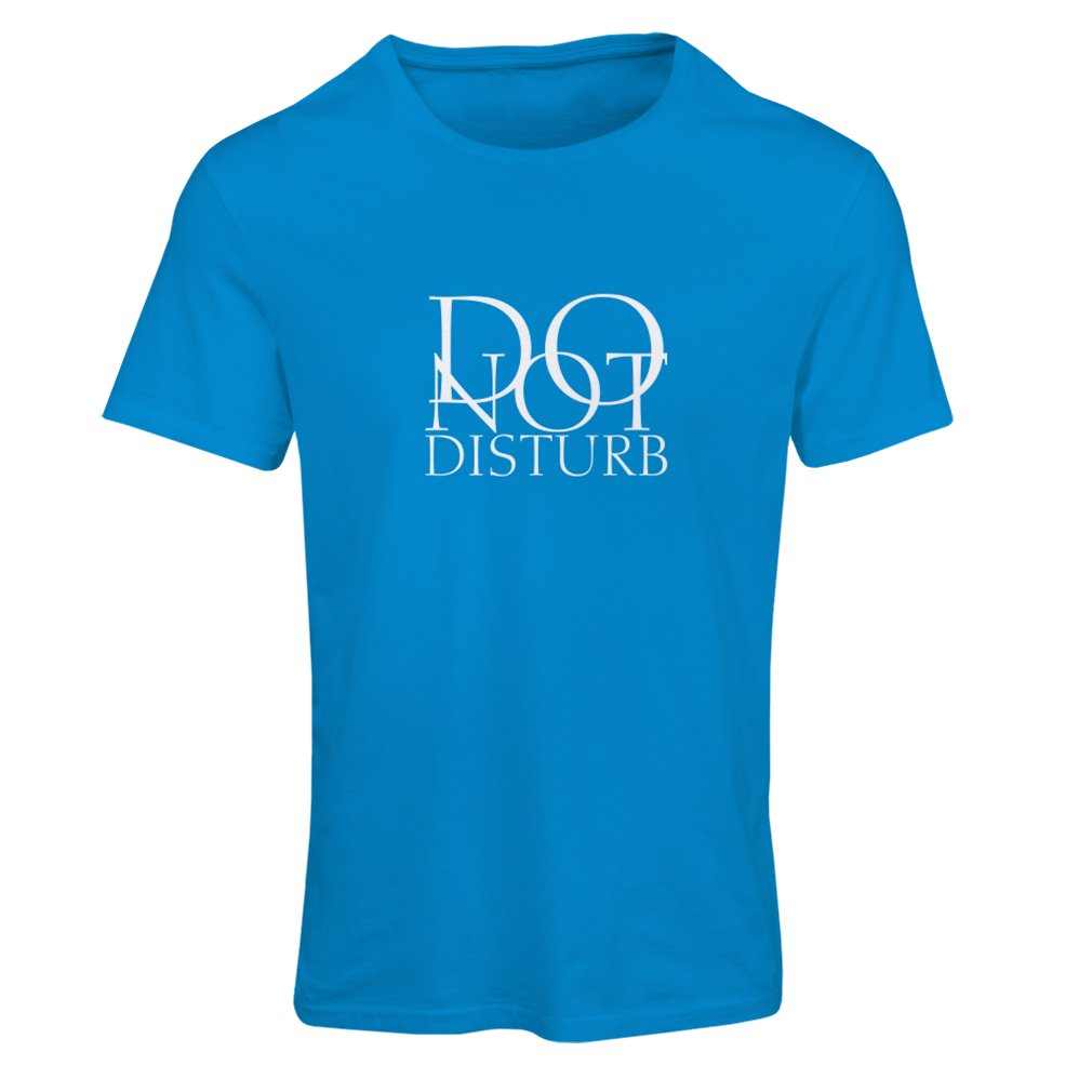 Lepnime T Shirts For Women Do Not Disturb Funny Quotes Gift Cool
