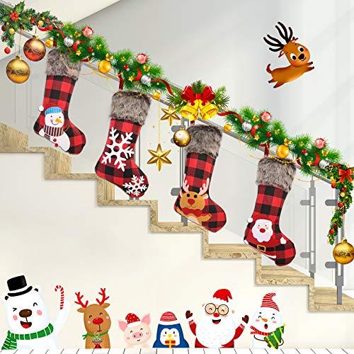 Christmas Stockings Set of 4, 18\
