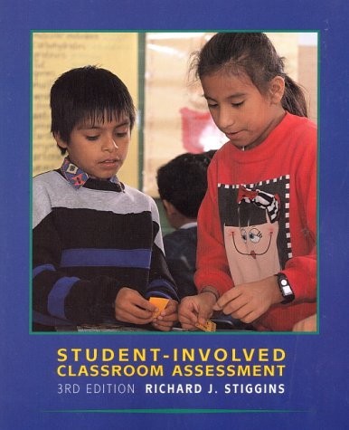 Student-Involved Classroom Assessment (3rd Edition)