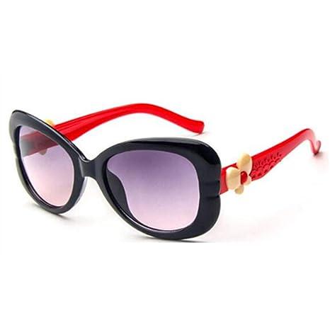 Yangjing-hl Gafas de Sol para niños adorables Marca Baby ...